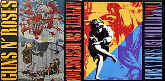 Appetite for Destruction vs Use Your Illusion